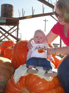 Pumpkin Patch!!