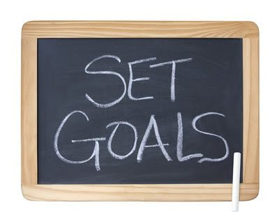 Goals for 2012 – New Year!