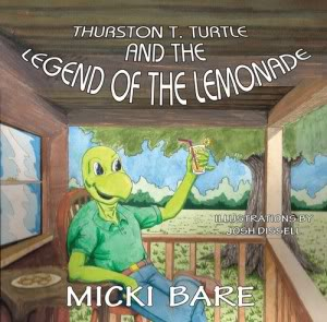 Thurston T. Turtle and the Legend of the Lemonade Review and Giveaway