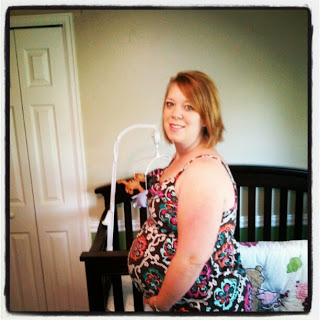 34 weeks: a picture and an update