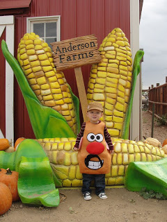 Wordless{ful} Wednesday:  Trip to Anderson Farms