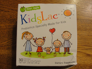 Kids Lac Probiotic Review