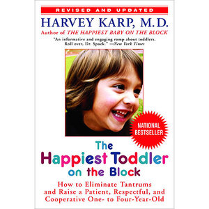 """2013 Book Review #3:  """"Happiest Toddler on the Block"""" By Harvey Karp"""