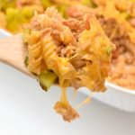 Cheeseburger Casserole - Weight Watchers Friendly