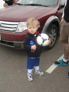 #SoccerMom Update