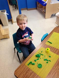 Wordless{ful} Wednesday:  Preschool