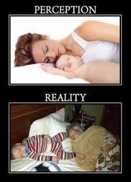 We never wanted to Co-Sleep
