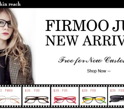 Summer Fashion: Glasses and Firmoo