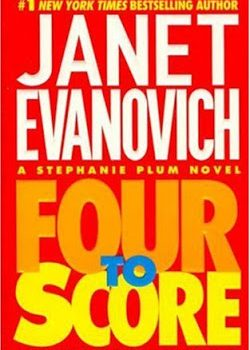 Four To Score by Janet Evanovich #bookreview