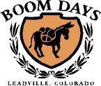 Boom Days 2013 Leadville Colorado