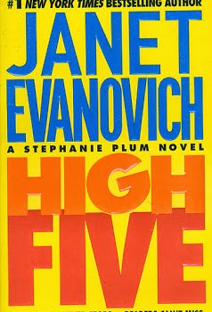 High Five by Janet Evanovich #bookreview
