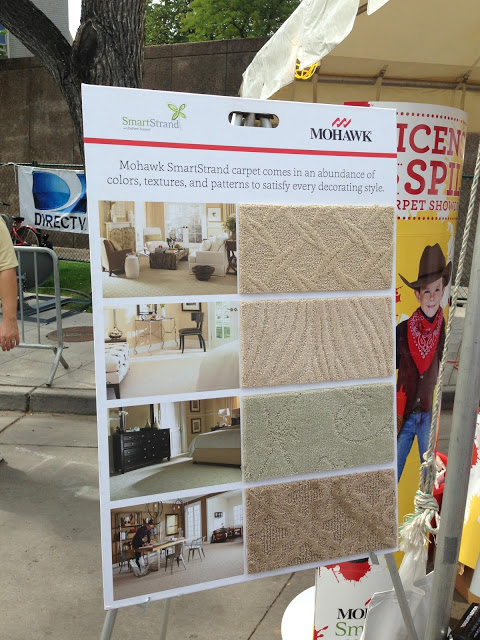"""Got Our """"License to Spill"""" with Smartstrand Mohawk Flooring #ad #cbias #shop"""