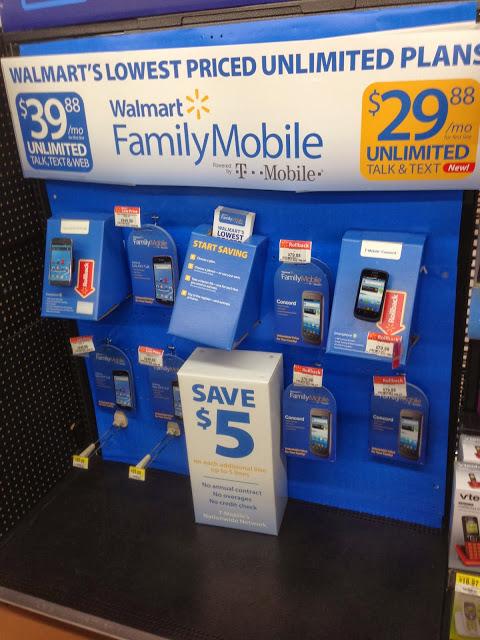 Walmart Family Mobile #cbias #ad #shop #FamilyMobileSaves