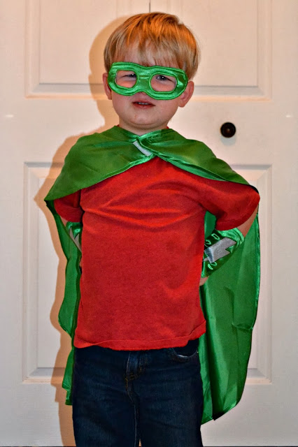 Everfan Superhero Cape