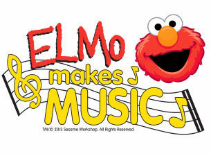 Sesame Street Live – Elmo Makes Music