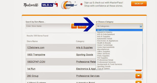 #MasterPass #MC MasterCard MasterPass