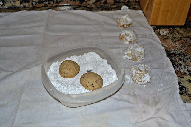 #ad #shop #HolidayButter #cbias Pecan Snowball Cookies Recipe Land O' Lakes