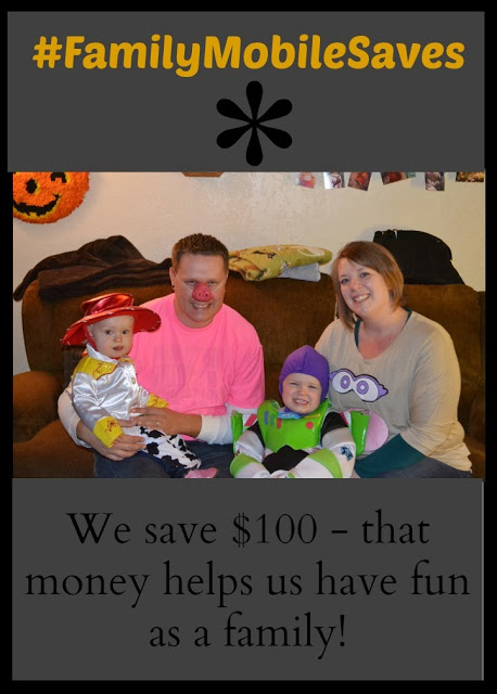 #ad #familymobilesaves #shop #cbias Walmart Family Mobile
