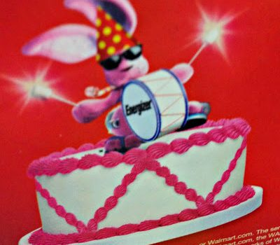HAPPY 25TH BIRTHDAY TO THE ENERGIZER BUNNY!