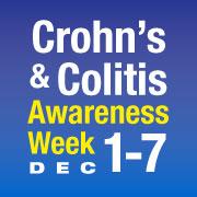 Crohn's & Colitis Awareness Week