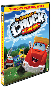 The Adventures of Chuck & Friends: Trucks Versus Wild - Review