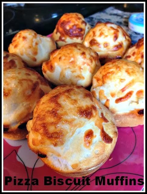 Pizza Biscuit Muffin Recipe