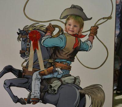 National Western Stock Show & Pro Rodeo  #NWSS2014 #CenturyLinkDonation
