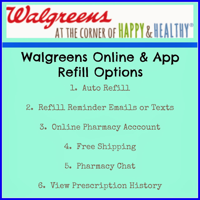 #WalgreensRX #cbias #shop #ad Medication Refills Walgreens Pharmacy