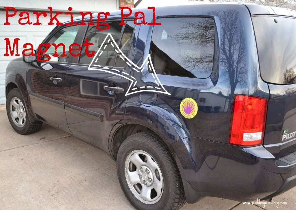 Parking Pal Magnet Bundle Pack (Parking Pal, Penalty Pal, Emergency Phone List