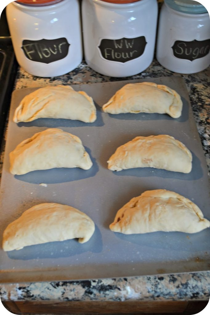 Easy No Knead Rolls and Runza #Recipe