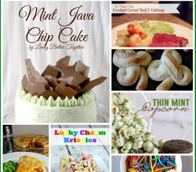 St. Patrick's Day #Recipes
