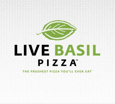 Live Basil Pizza - Colorado