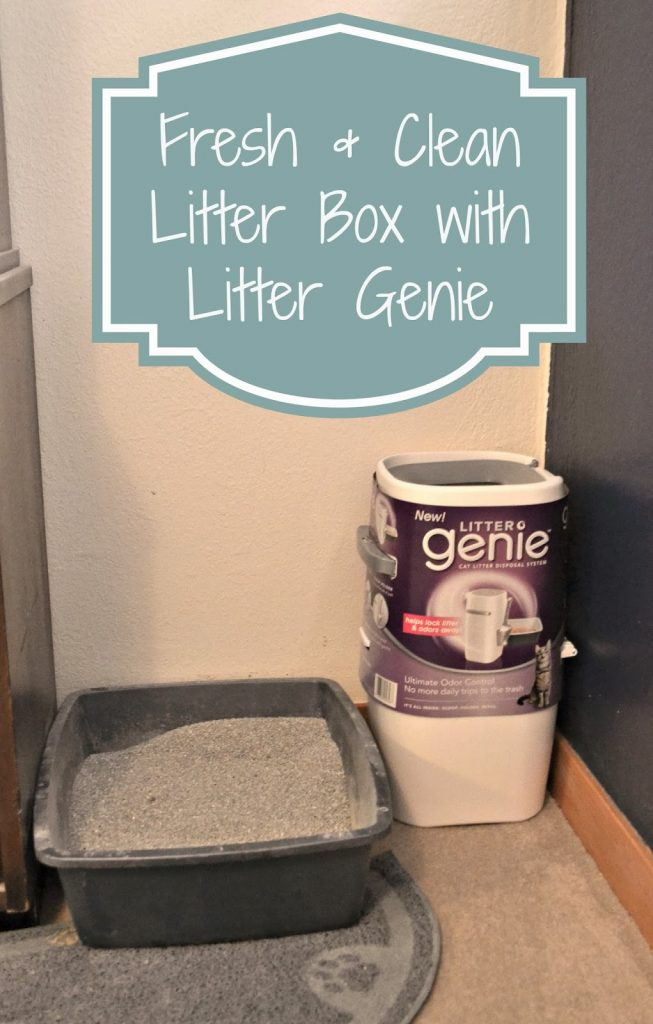 Litter Genie is the Purrrfect Gift for your Cat #petparents #PMedia #ad