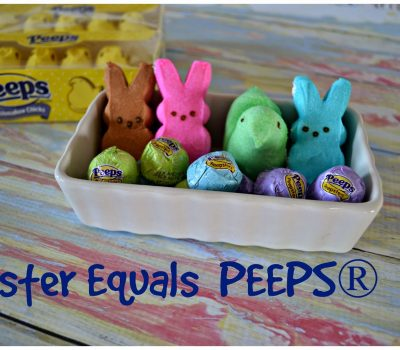 Easter S'more Treat Bags with  PEEPS®
