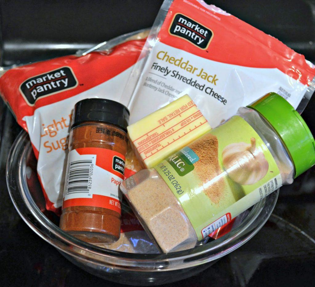 Cheesy Garlic and Brown Sugar Pork Chops #Recipe