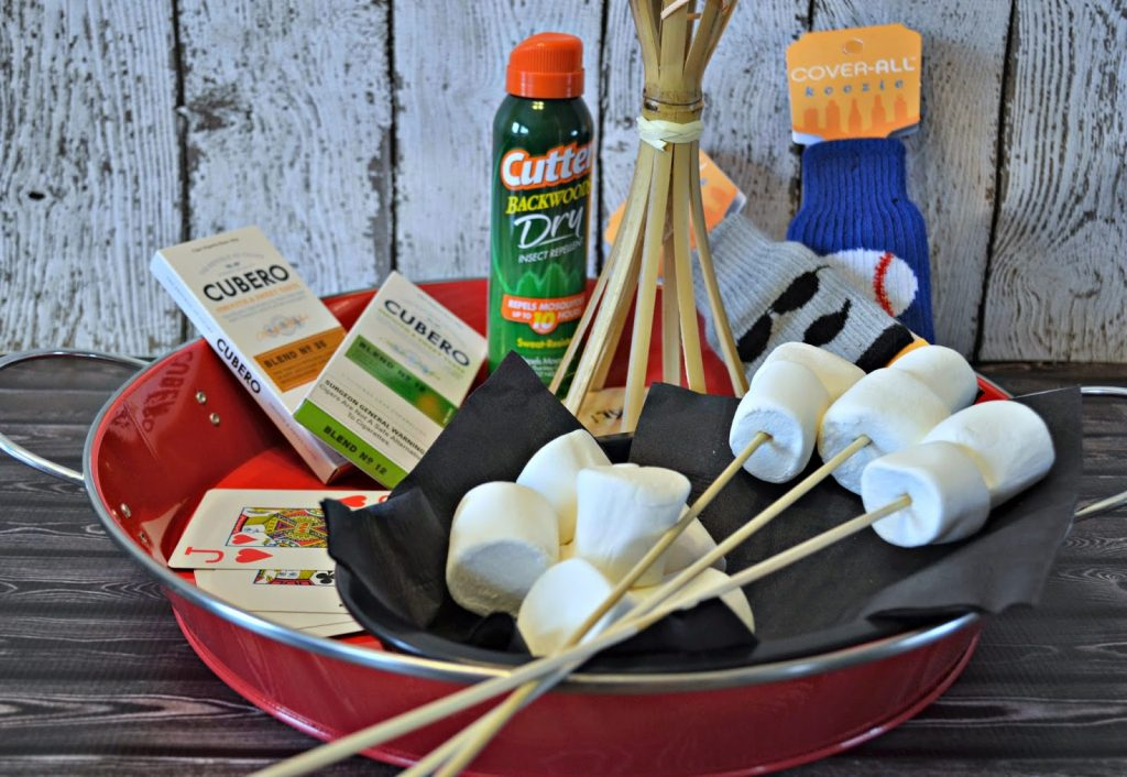 Guys Night In: The Camping Edition #CuberoLuxury #PMedia #ad