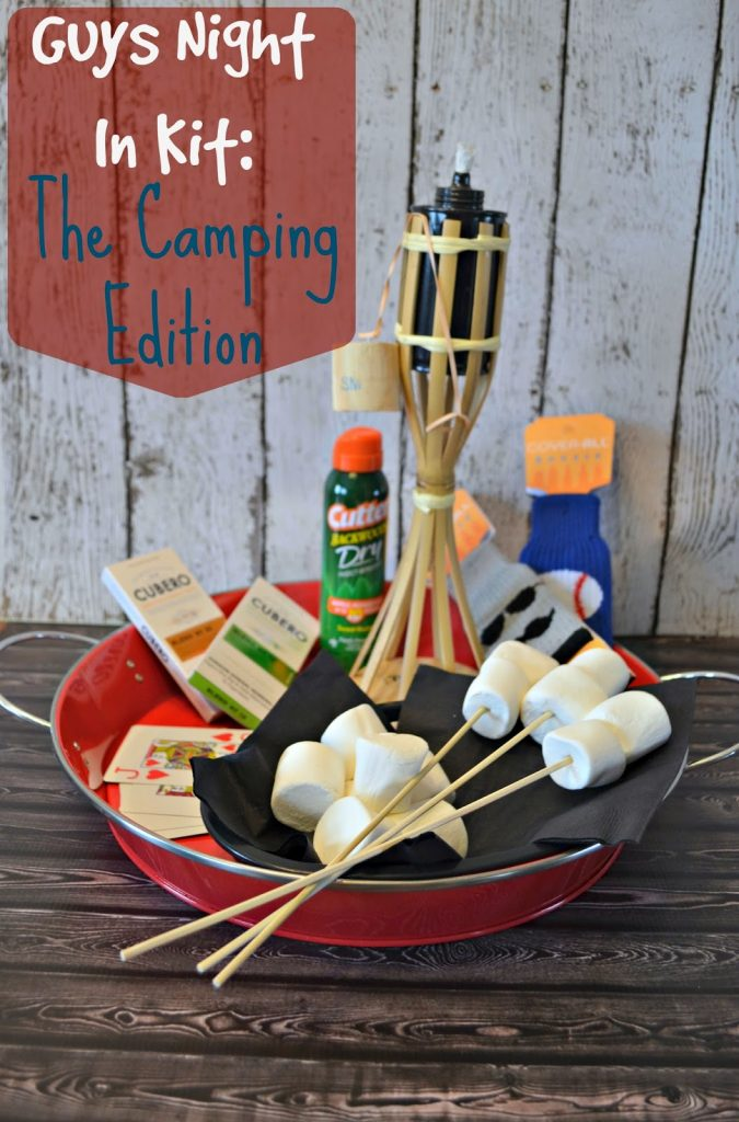Guys Night In: The Camping Edition #CuberoLuxury #PMedia #ad  Cubero Cigars