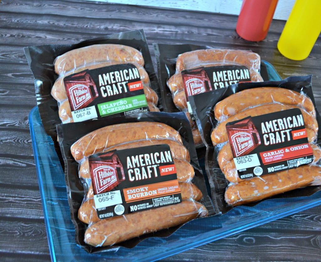 Ready to #StartYourGrill with Hillshire Farm #AmericanCraft Sausages! #shop