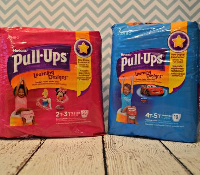 Pull-Ups® helped us #StartPottyTraining and Succeed! #MC #sponsored