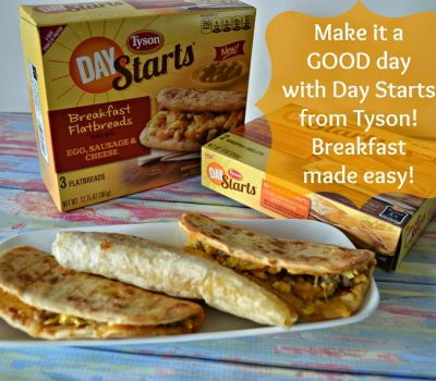 #ad Start your day with Day Starts from Tyson – Breakfast made easy!