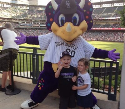 Y3W: Friends, Dinger and Baseball #ColoradoRockies