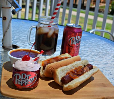 Our Backyard Bash BBQ with Two Dr Pepper #Recipes