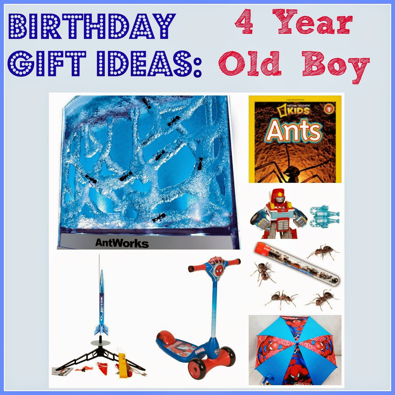 Gift Idea 5 Year Old Boy - Eskayalitim