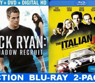 Action Packed Father's Day Gift with Jack Ryan: Shadow Recruit