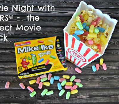 Hooray Its Bedtime!  ZOURS® Are the Perfect Movie Snacks for Parent Time!