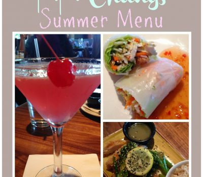 Date Night with P.F. Chang's Perfect Pairings Summer Menu