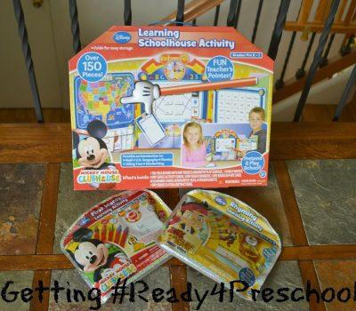 Breaking the Summer Slide with Disney Junior #Ready4Preschool