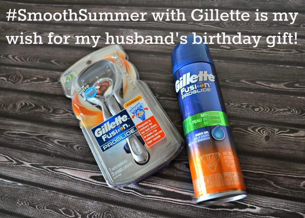 gillette, gillette razors, gillette fusion proglide, shaving, shave.  Great gift ideas for men.  Birthday presents for husbands.
