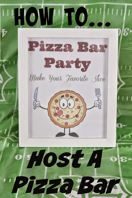 Pizza Bar Party