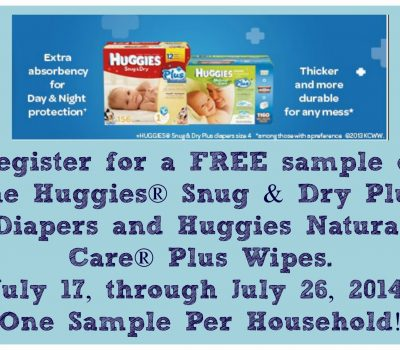 Excited to be a Huggies® Costco Ambassador #SnugandDryPlus #MC